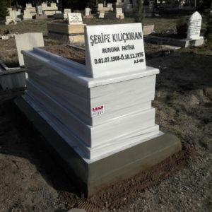 Kastamonu Beyaz Mermer Mezar
