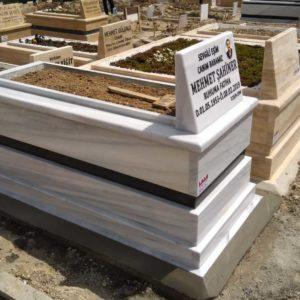 Mersin Beyaz Mermer Mezar