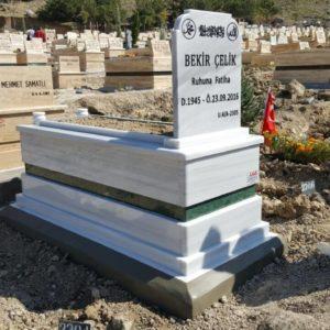 Gümüşhane Beyaz Mermer Mezar