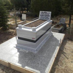 Eskişehir Beyaz Mermer Mezar