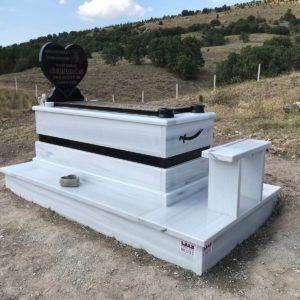 Elazığ Beyaz Mermer Mezar