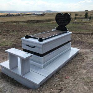 Edirne Beyaz Mermer Mezar