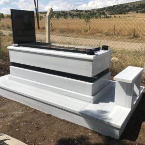 Denizli Beyaz Mermer Mezar
