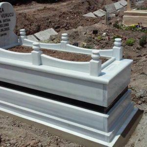 çankırı Beyaz Mermer Mezar