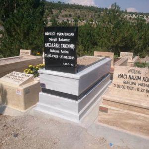 Bursa Beyaz Mermer Mezar