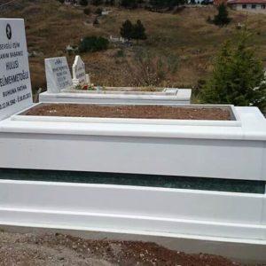 Bolu Beyaz Mermer Mezar