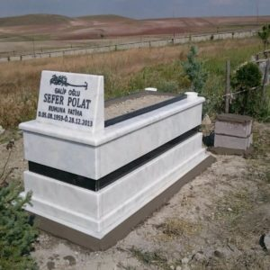 Bilecik Beyaz Mermer Mezar
