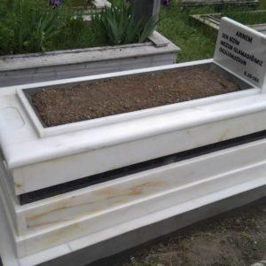Amasya Beyaz Mermer Mezar