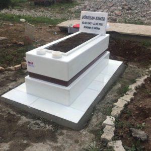 Ağrı Beyaz Mermer Mezar