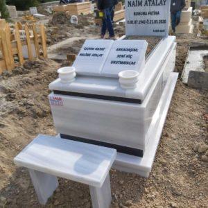 Adıyaman Beyaz Mermer Mezar