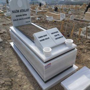Adana Beyaz Mermer Mezar