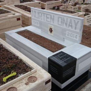 Pursaklar Beyaz Mermer Mezar