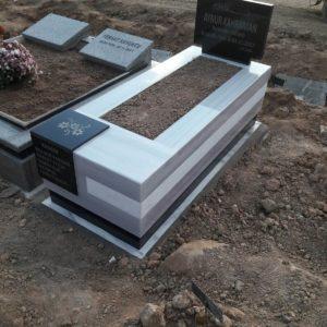 Nallıhan Beyaz Mermer Mezar