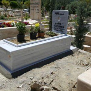 Güdül Beyaz Mermer Mezar