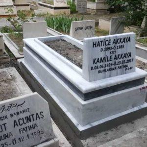 Çankaya Beyaz Mermer Mezar