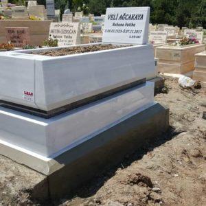 Altındağ Beyaz Mermer Mezar