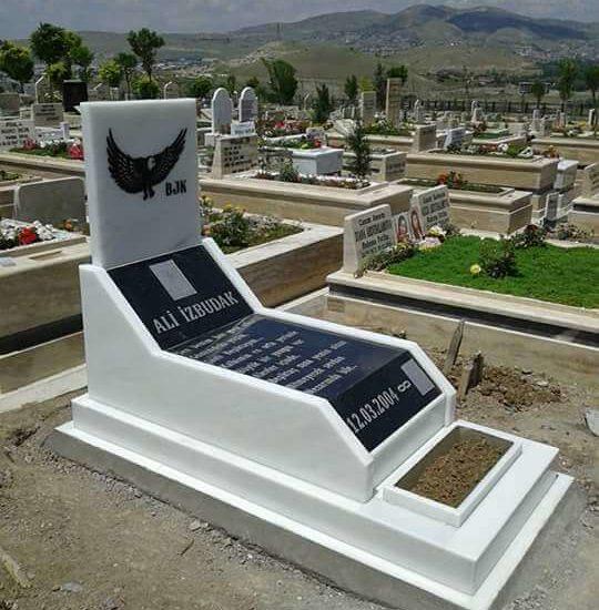 Ankara Beyaz Mermer Mezar