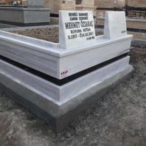Muğla Beyaz Mermer Mezar