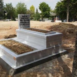 Malatya Beyaz Mermer Mezar