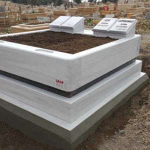 Kocaeli Beyaz Mermer Mezar