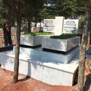 Kırşehir Beyaz Mermer Mezar