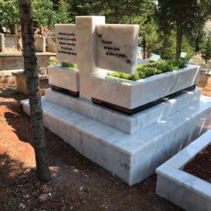 Kırklareli Beyaz Mermer Mezar
