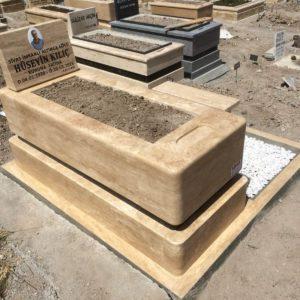 Karşıyaka Blok Kalın Mezar Modelleri