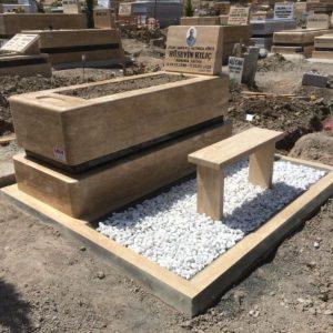 Ankara Blok Kalın Mezar Modelleri