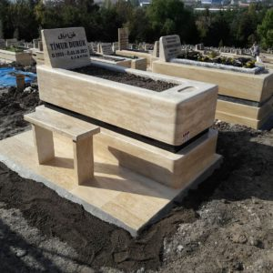 Erzircan Blok Kalın Mezar Modelleri
