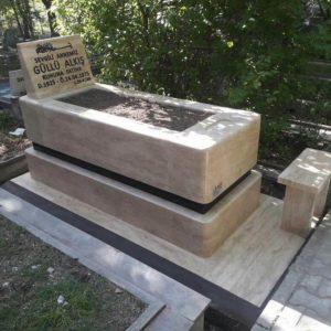Bursa Blok Kalın Mezar Modelleri