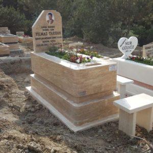Şırnak Blok Kalın Mezar Modelleri