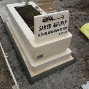Zonguldak Blok Kalın Mezar Modelleri