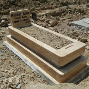 Şanlıurfa Blok Kalın Mezar Modelleri