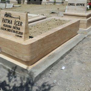 Trabzon Blok Kalın Mezar Modelleri