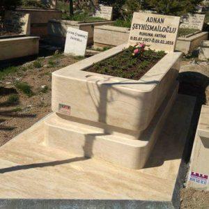 Niğde Blok Kalın Mezar Modelleri