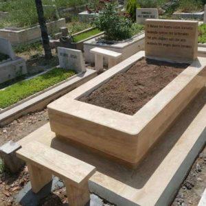 Muş Blok Kalın Mezar Modelleri
