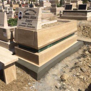 Gümüşhane Blok Kalın Mezar Modelleri
