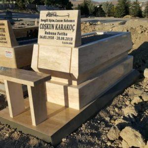 Erzurum Blok Kalın Mezar Modelleri