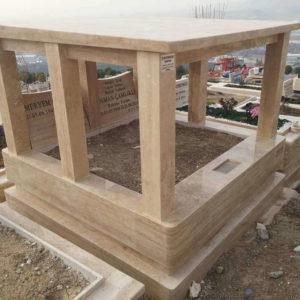 Bitlis Blok Kalın Mezar Modelleri