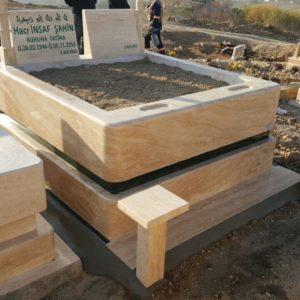 Afyon Blok Kalın Mezar Modelleri