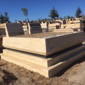 Balgat Blok Kalın Mezar Modelleri
