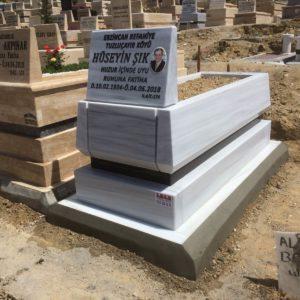 Yenimahalle Blok Kalın Mezar Modelleri