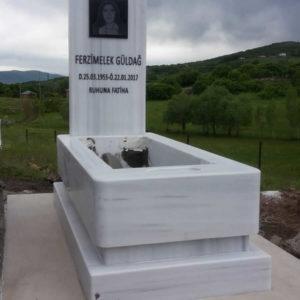 Polatlı Blok Kalın Mezar Modelleri