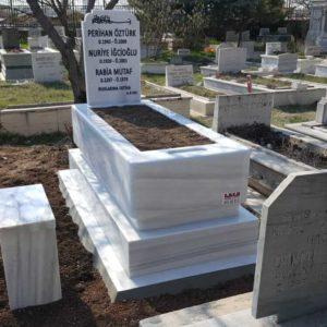 Kalecik Blok Kalın Mezar Modelleri