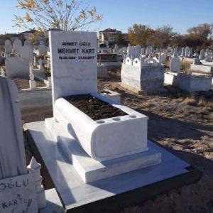 Çubuk Blok Kalın Mezar Modelleri