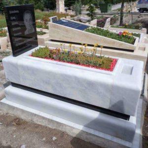 Çamlıdere Blok Kalın Mezar Modelleri