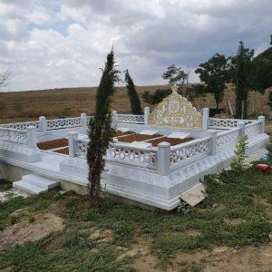 Kırşehir Değişik Özel Tasarım Mezarlar