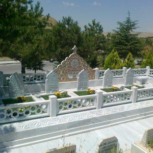 Kastamonu Değişik Özel Tasarım Mezarlar