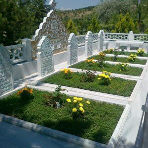 Kars Değişik Özel Tasarım Mezarlar