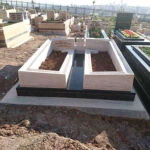 Isparta Değişik Özel Tasarım Mezarlar